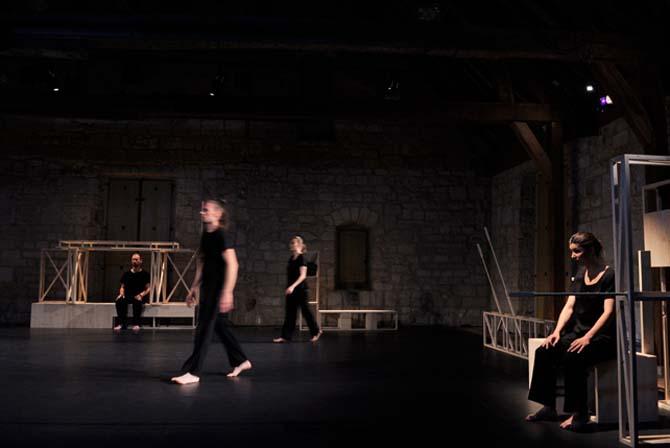 La Tentation d'un ermitage - Critique sortie Danse Malakoff Théâtre 71