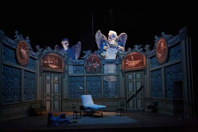 Malade imaginaire - Critique sortie Théâtre Malakoff Théâtre 71