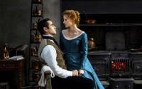 Colin Farrell et Jessica Chastain dans Mademoiselle Julie. Crédit Photo : DR