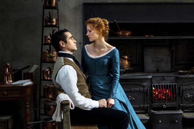 Mademoiselle Julie - Critique sortie Théâtre Paris Sortie en salle
