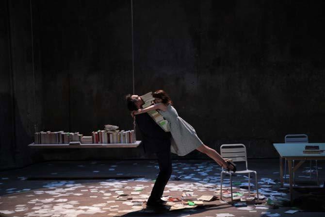 PROJET LUCIOLE - Critique sortie Théâtre Paris Le Monfort Théâtre