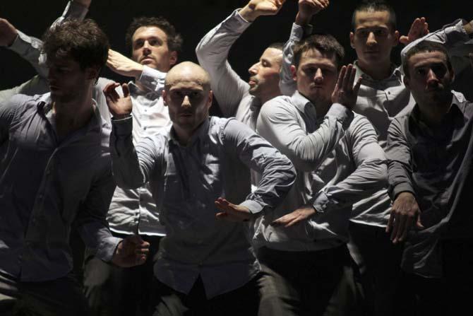 The Roots - Critique sortie Danse Les Ulis Espace culturel Boris-Vian