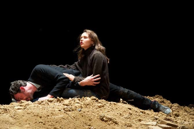 © Bernard Coutant Petit Eyolf mis en scène par Jonathan Châtel.