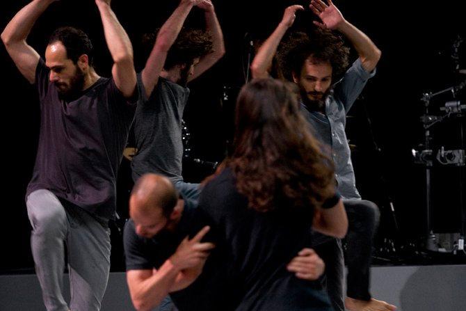 L'Onde en mouvement - Critique sortie Danse Vélizy-Villacoublay L'Onde