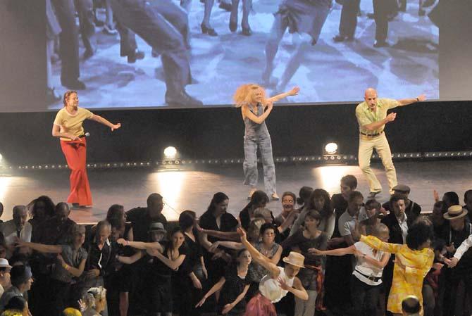 Cinébal - Critique sortie Danse Créteil Maison des Arts de Créteil