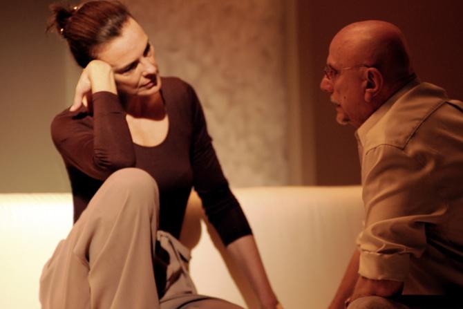 Dispersion (Ashes to ashes) - Critique sortie Théâtre Paris Théâtre de l'Oeuvre