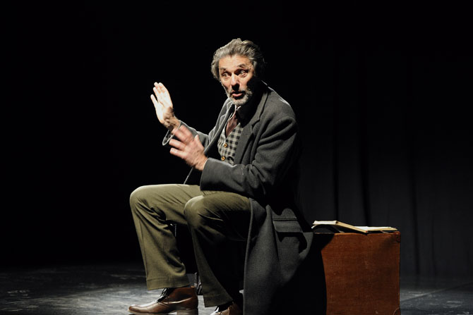 En ce temps-là, l'amour…de Gilles Ségal mis en scène par Pierre-Yves Desmonceaux - Critique sortie Théâtre Paris Théâtre de l'Essaion