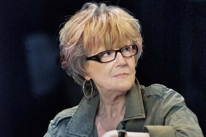 © M. Monteaux  Françoise Letellier, directrice du Théâtre Les Gémeaux.