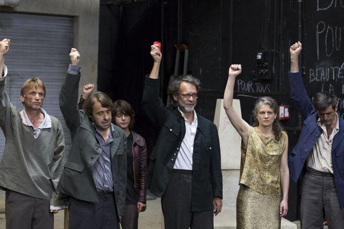 Hypérion - Critique sortie Théâtre Aubervilliers Théâtre de la Commune