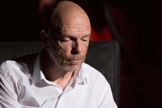 La Chute - Critique sortie Théâtre Paris Théâtre des Déchargeurs
