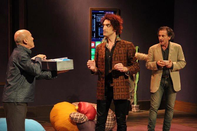 La Grande Nouvelle - Critique sortie Théâtre Paris Théâtre de la Tempête