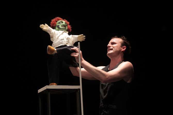 Rencontres avec la marionnette - Critique sortie Théâtre Eragny-sur-Oise Théâtre de L'Usine
