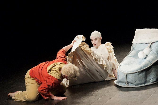 La Pantoufle - Critique sortie Théâtre Paris Aktéon Théâtre