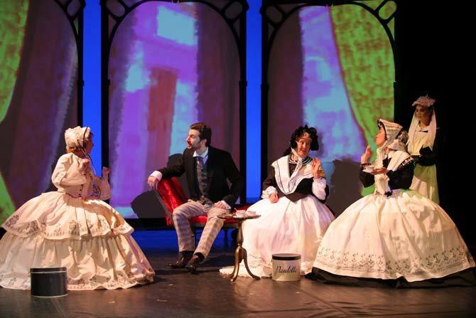 Le bonheur des dames de Zola - Critique sortie Théâtre Paris Le Vingtième Théâtre