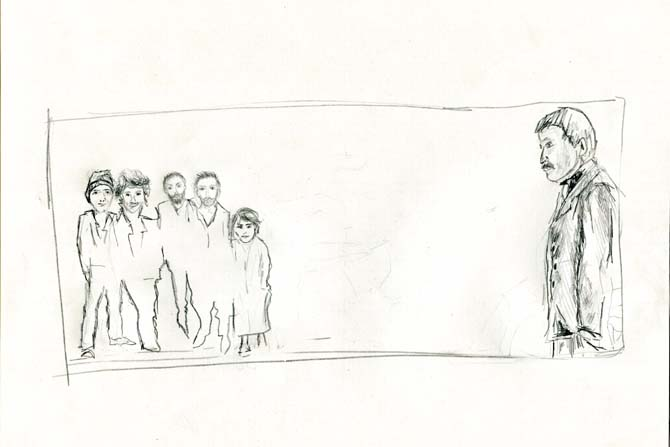 Le Groupe - Critique sortie Danse Paris Centre Georges Pompidou