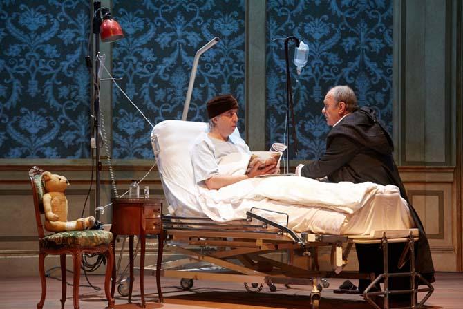 Le Malade imaginaire - Critique sortie Théâtre Malakoff Théâtre 71