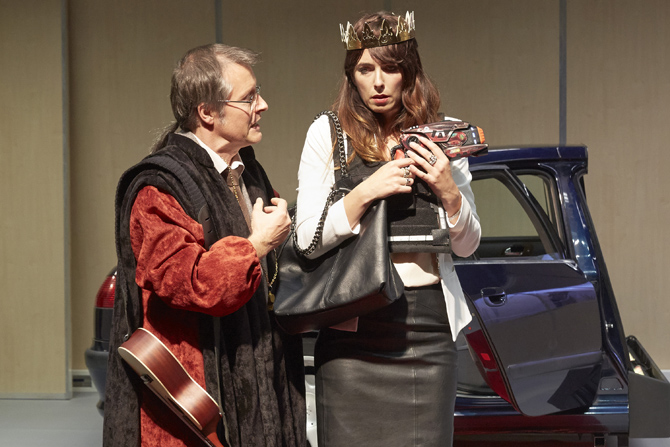 Le Prince (tous les hommes sont méchants) - Critique sortie Théâtre Paris THEATRE PARIS VILLETTE