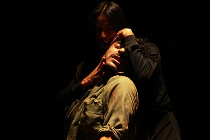 Les Égarés du Chaco - Critique sortie Théâtre Paris Théâtre de l'Epée de Bois