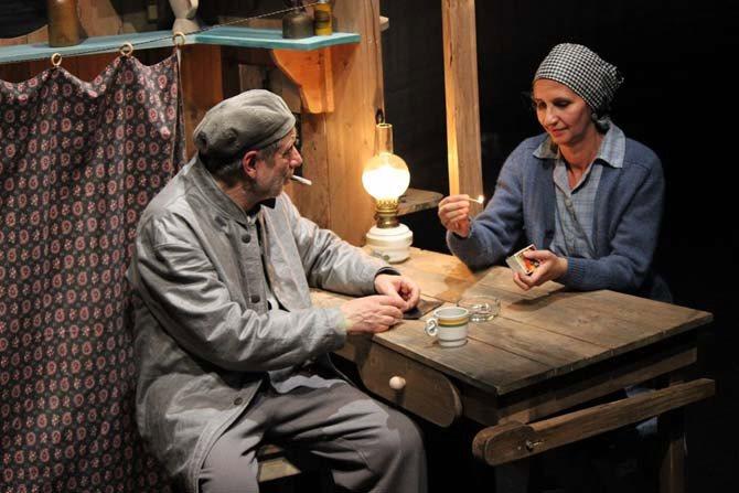 Matin et soir - Critique sortie Théâtre Paris Théâtre de la Tempête