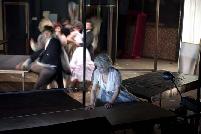 Passim - Critique sortie Théâtre Gennevilliers Théâtre de Gennevilliers