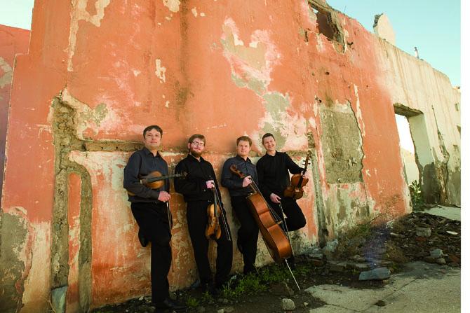 Quatuor Debussy : Hommage aux compositeurs de Terezín - Critique sortie Classique / Opéra Chevreuse Eglise Saint-Martin