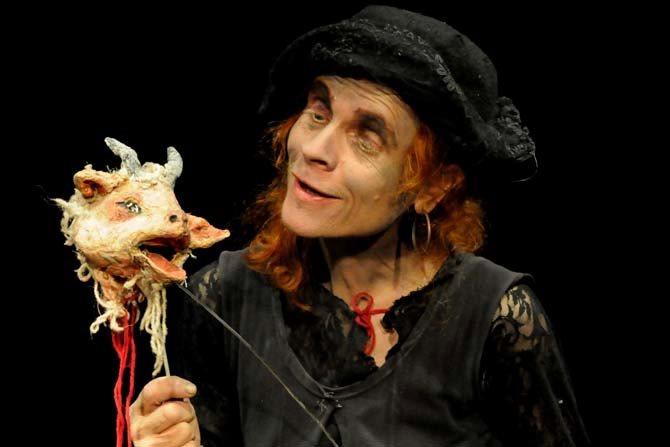 Sinon, je te mange… - Critique sortie Théâtre Paris Le Mouffetard - Théâtre de la Marionnette