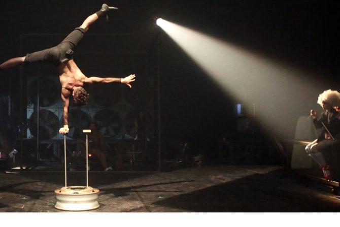 Steam - Critique sortie Théâtre Paris Cirque Électrique