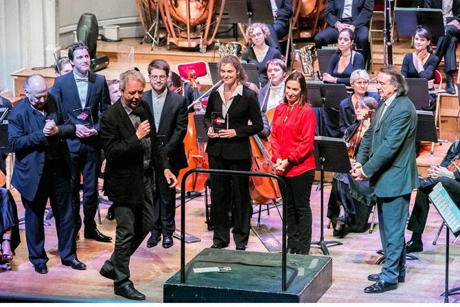 Talents Adami - Critique sortie Classique / Opéra Paris Salle Gaveau