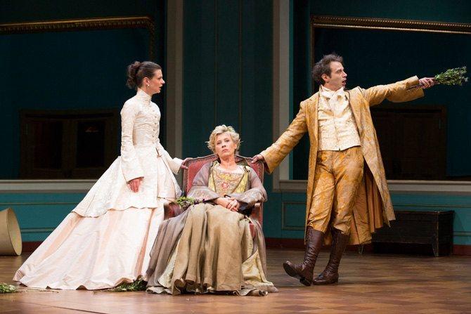 Tartuffe - Critique sortie Théâtre Paris Comédie-Française Salle Richelieu