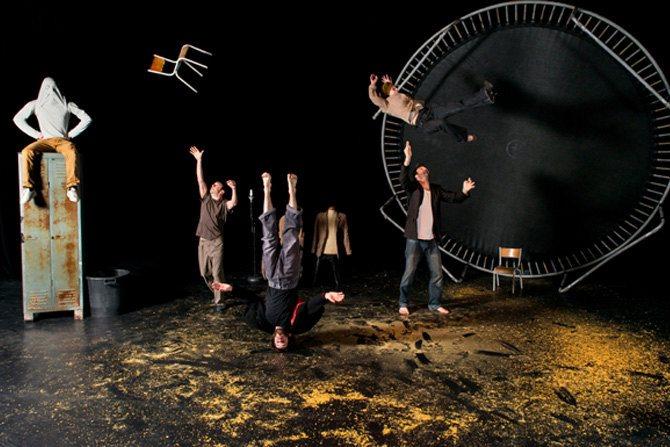 Village de cirque - Critique sortie Théâtre Paris Pelouse de Reuilly