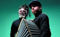 Winston McAnuff & Fixi :  La rencontre parfaite entre un chanteur jamaïcain et un transfuge du groupe Java. © B. Benant
