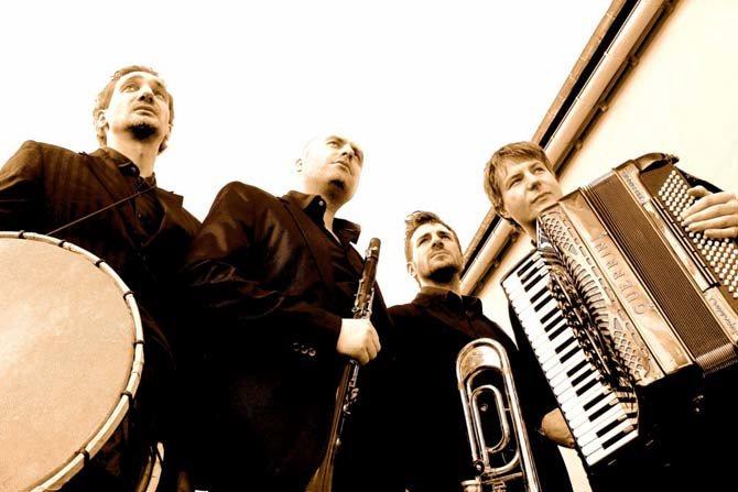 Klezmer attitude - Critique sortie Jazz / Musiques Courdimanche Courdimanche