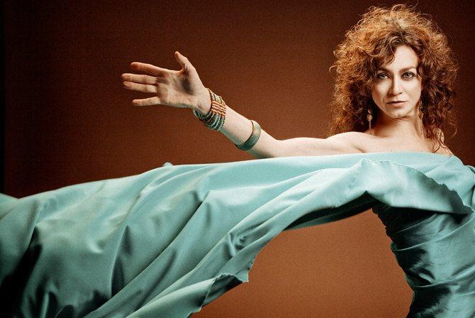 Carmen París - Critique sortie Jazz / Musiques Paris Café de la Danse