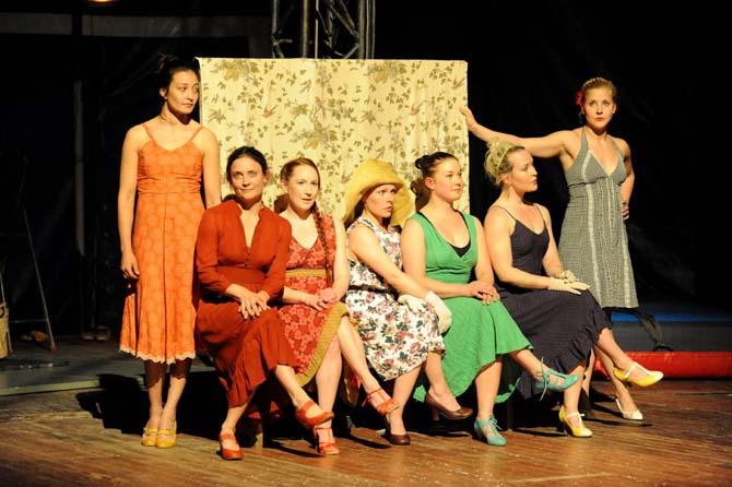 Mad in Finland - Critique sortie Théâtre Antony Espace Cirque d'Antony