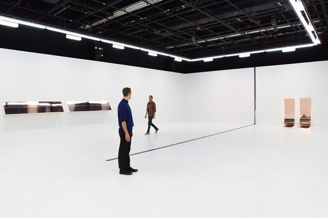 Une fenêtre ouverte sur la création américaine - Critique sortie Danse Paris Mona Bismarck American Center