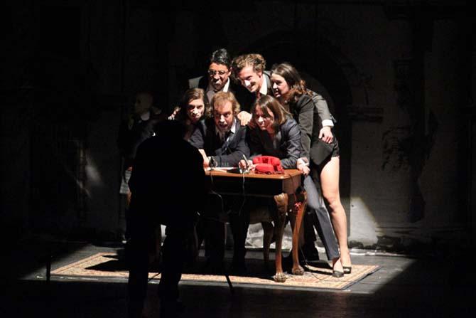 La Imaginacion del futuro - Critique sortie Théâtre Paris Théâtre de la Ville