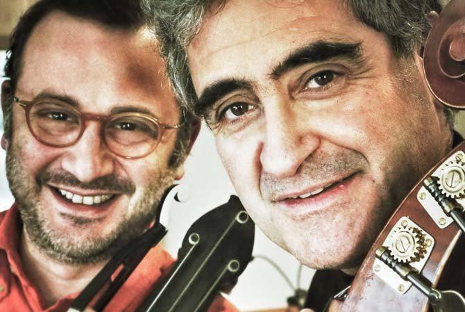 Derya Türkan et Renaud García-Fons - Critique sortie Jazz / Musiques Paris Studio de l'Ermitage