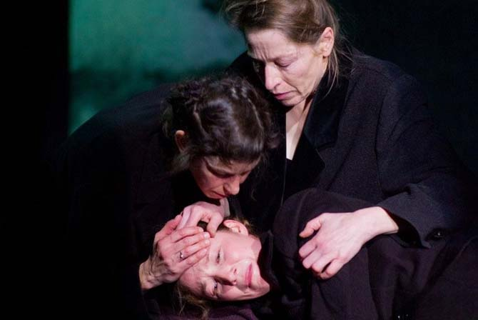Trois Sœurs - Critique sortie Théâtre Paris Théâtre de la Tempête