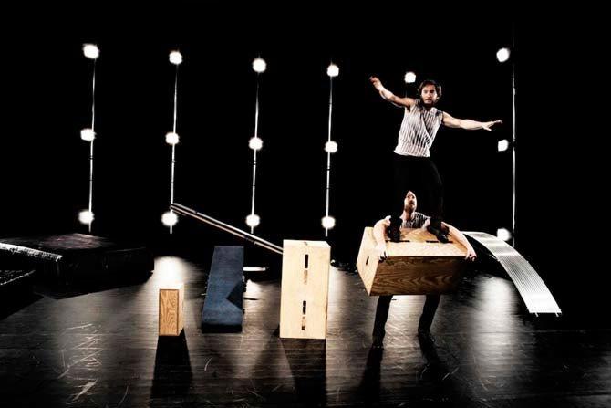 Ay-Roop, la passion du cirque - Critique sortie