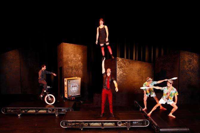 CIRCa, festival de cirque actuel - Critique sortie