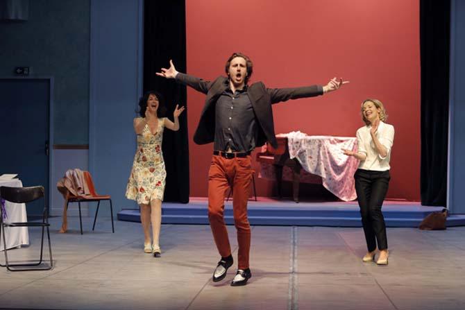 Comment vous racontez la partie - Critique sortie Théâtre Paris Théâtre du Rond-Point