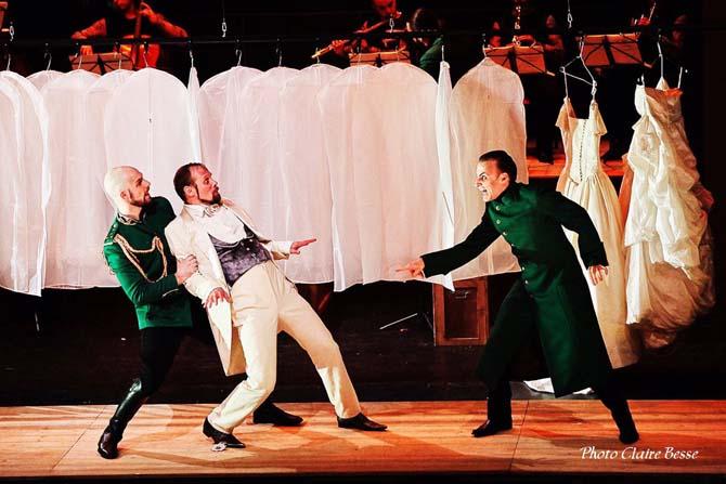 La Grande Duchesse - Critique sortie Classique / Opéra Le Perreux-sur-Marne Centre des Bords de Marne