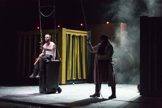 Les Fourberies de Scapin - Critique sortie Théâtre Clamart Théâtre Jean-Arp