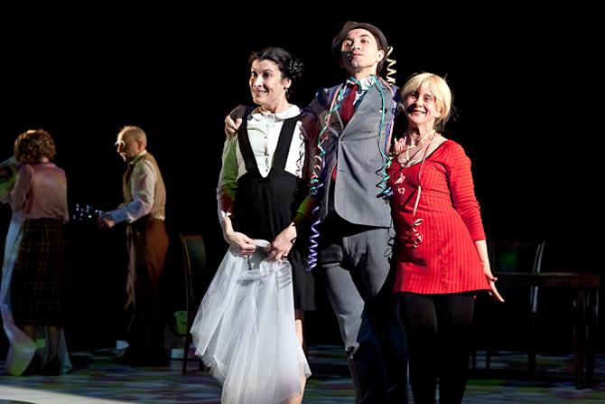 Lignes de faille - Critique sortie Théâtre Bordeaux Théâtre National de Bordeaux en Aquitaine