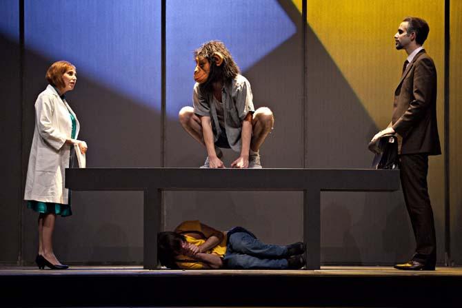 Martyr - Critique sortie Théâtre saint denis Théâtre Gérard-Philipe – Centre dramatique national de Saint-Denis