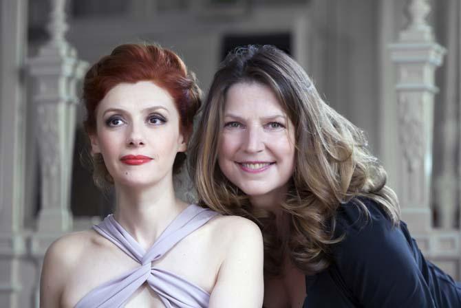 Patricia Petibon - Critique sortie Classique / Opéra Paris Salle Pleyel