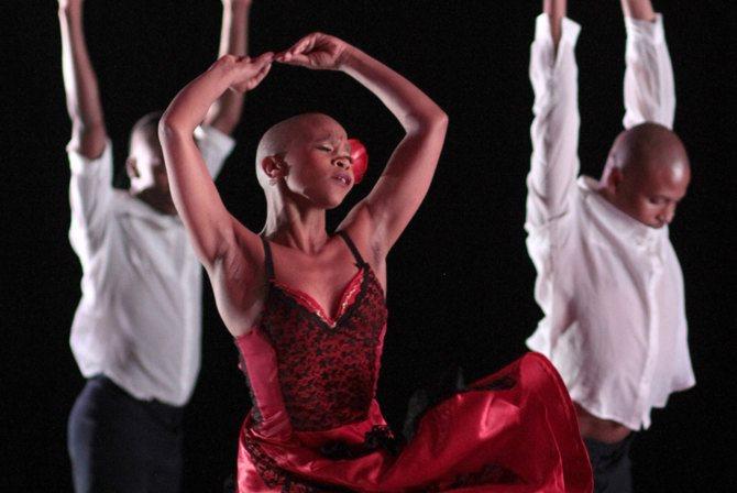 Carmen - Critique sortie Danse Paris Théâtre du Rond Point