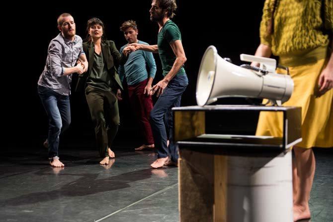 Utopia mia - Critique sortie Danse Meyrin Théâtre Forum Meyrin