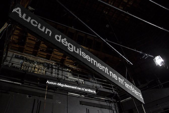 El Triunfo de la libertad - Critique sortie Danse Paris Centre Pompidou