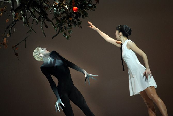 Faust - Critique sortie Danse Monaco Grimaldi Forum